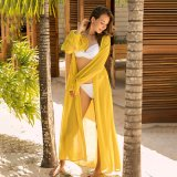 Wholesale Fashion New Design Fashion Woman Clothing Lady Evening Summer Party Casual Long Custom Made Beautiful Cover UPS Dress