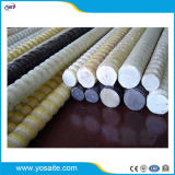 Straight or Customized Coated Surfaces GFRP Fiberglass Rebar for Ocean or Underground Constructions