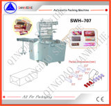 Swh-7017 Wafer Automatic Over Wrapping Type Packing Machine