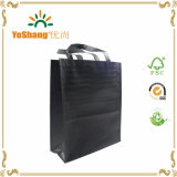 Fashion Laser Laminated Croco Non Woven Shopping Bag