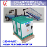 Electric Voltage to 3 Phase Voltage Converter with Transformer
