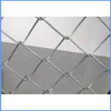 Low Price PVC Coated Chain Link Fence in Guangzhou