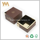 Gold Stamping Cosmetic Packing Box with EVA Liner