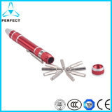 Precision Magnetic Pocket Pen Style 8 in 1 Screwdriver