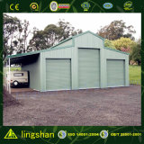 EPS Insulated Panel Portable Metal Warehouse with SGS Certification (L-S-132)