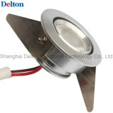 1W Flexible Round LED Spot Light with Wingers (DT-CGD-007)