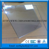 Light Silver Grey Reflective Coating Glass Reflective Glass