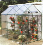 Flower Vegetable Plant PVC PE Outdoor Green House