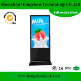 55 Inch Floor Standing LCD Digital Advertising Kiosks