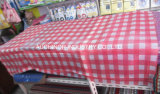 High Quality Waterproof Plastic Solid Color Disposable Tablecloth
