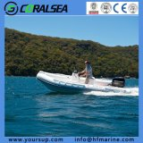 PVC/Hypalon/FRP High Quality Rib Inflatable Boats Made in China