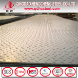 A36 St37 Tear Drop Galvanized Steel Checkered Plate