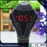 Promotional Silicone Snake Head LED Watch Touch Watches (DC-069)