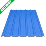 Teja Trapezoidal Style Roofing Sheet for Factory