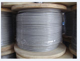 Steel Wire Rope/Steel Cable with Different Color PVC Coated