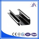 High Quality Customized 6061-T5 Aluminium Channels Extrusion Profile