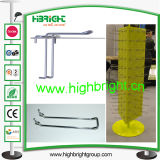 Metal /Iron Euro Pegboard Hook Double Wires