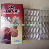 Via Ananas Weight Loss Slimming Capsules
