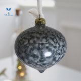 Hot Selling Christmas Tree Ornament Hand Made Painted Glass Christmas Balls