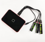 Li-ion Lithium Micro USB Battery AA 1200 mAh 5V Fast Charge 1000 Times Rechargeable Lithium Batteries