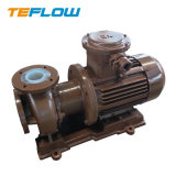 Tmf Brown Corrosion Resistance Horizontal Magnetic Pump Transport Chemical Acid-Base Liquid