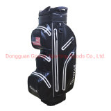 Waterproof Golf Cart Bag for Rainy Days on The Golf Course Light Weight 14 Way Full Length Divider Plus External Putter Tube
