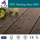 Co-Extrusion WPC Hollow Outdoor Composite Decking Since 2003