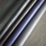 Fabric Wholesale Men Jacket Garment Use Faux PU PVC Leather Product