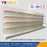 Cold Roll Steel Gondola Supermarket Shelf