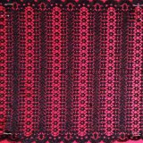 Black Spandex and Nylon Lace Fabric for Garment Accessories Wholesale