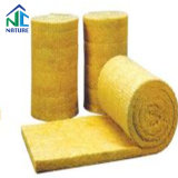 70-100kg/M3 Density Mineral Wool Blanket,Rock Wool Insulation Blanket with Aluminum Foil,Blanket for Building Wall Acoustic,Rockwool Materials for Shipbuilding