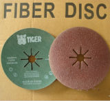 Zirconium Abrasive Flber Disc for Heat Resistant Steel