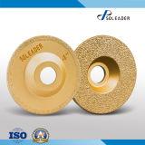 Metal Grinding Disc Vacuum Brazing Grinding Wheel