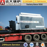 Fuel Economical Wood Pellet Biomass Fired Steam Boiler