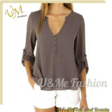 Top Latest Design Blouse for Women Shirt