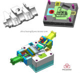 High Pressure Die Casting Tool for Automotive Industry