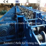 Full Automatic Steel CZ Changeable Roll Forming Machine