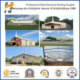 Design Prefab/ Prefabricated Light Weight Metal Steel Structure Frame Church