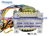 Electronic Transformer Ei Type Low Frequency Electrical Power Transformer High Reliability 84 Ei84 Ei84 Welded Lamination