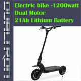 Dual Drive Motor Low Price Electric Dirt Bike