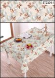 PVC Table Cover Polyester Backing 3D Products