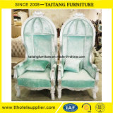 Wholesale Living Room High Back Gold Canopy Chair Sale