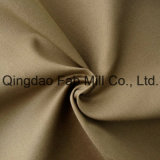 Cotton Spandex Solid Fabric (QF13-0233)