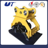Excavator Split  Hydraulic Plate Compactor Construction Machinery Spare Parts