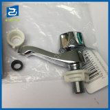 Modern Bathroom Chrome Brass Washing Tap Single Cold Water Basin Faucet