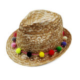 Wholesale Fashion Man Paper Straw Hat
