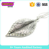 Hot Selling Leaf Alloy Jewelry Pendant Necklace Wholesale