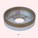 Durable Grinding Diamond Wheel for Straight Edge Machine Bottom Margin