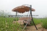 Leisurely Garden / Patio / Hotel Furniture Steel Swing Chair Garden Swing