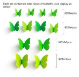 Plastic Butterfly for Deco Fridge/Wall etc